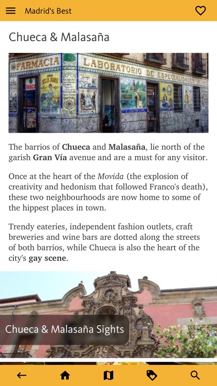 Madrid's Best: Travel Guide screenshot-5