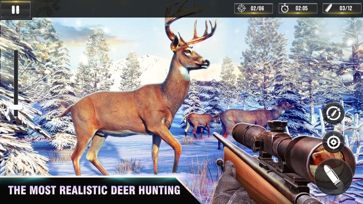 Deer Sniper Hunting Game 2020