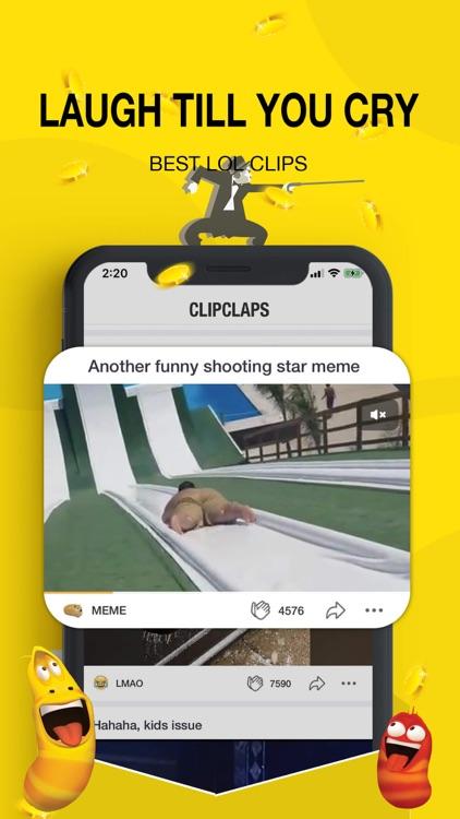 ClipClaps - Cash for Laughs screenshot-3