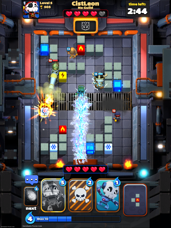 Magic Brick Wars screenshot 12