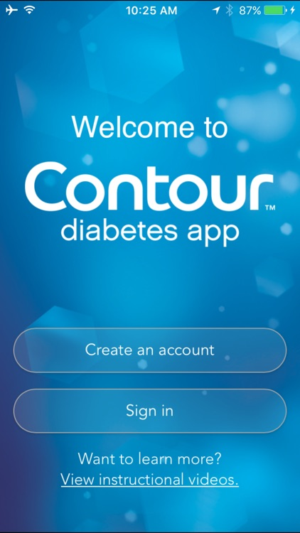 CONTOUR DIABETES app (US) screenshot-0