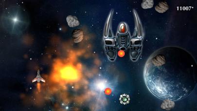 Screenshot from Space War SE
