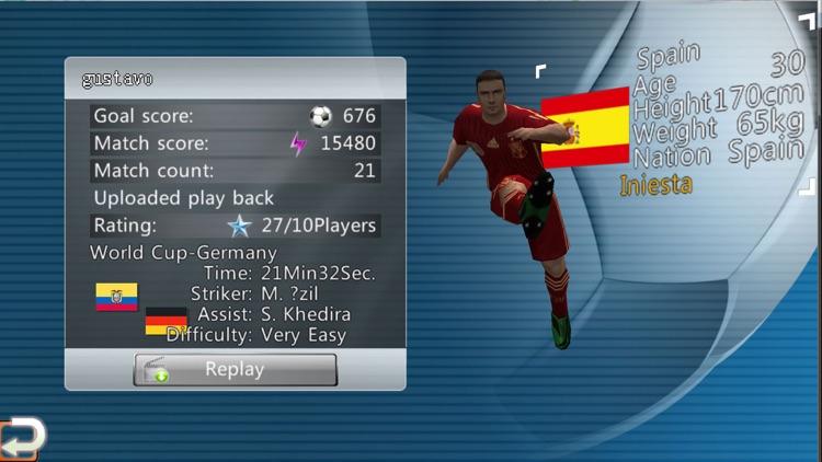 Winner's Soccer Evolution screenshot-4