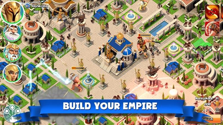 Gods of Olympus screenshot-3
