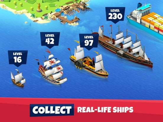 Seaport - History of Ships для iPad