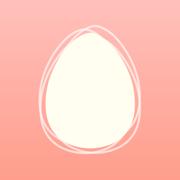 根据基础体温预测排卵日期:eggys