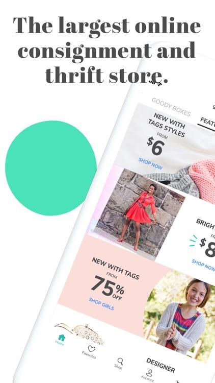 thredUP | Buy & Sell Clothing screenshot-0