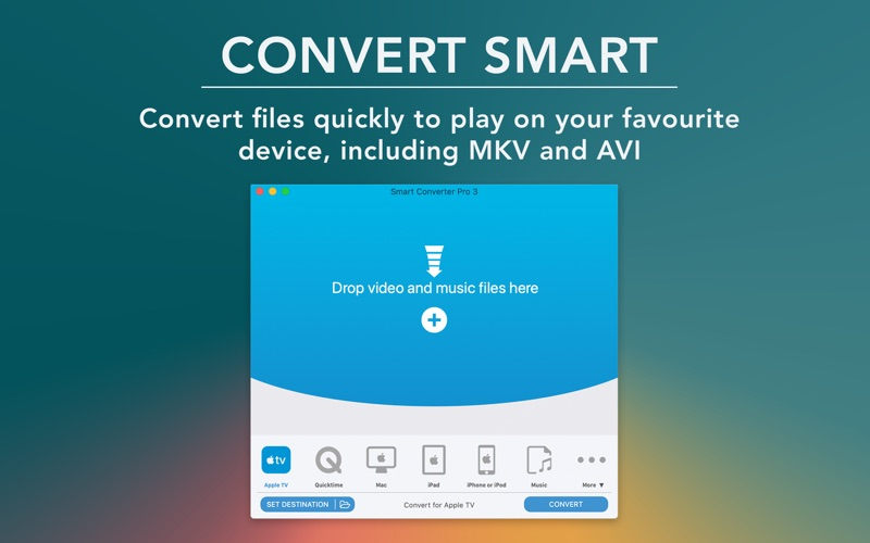 Smart Converter Pro 3 for Mac
