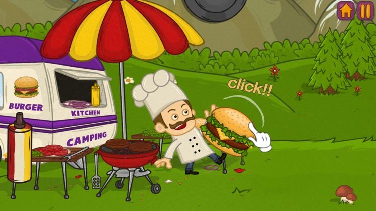 Mad Burger: Launcher Game screenshot-0