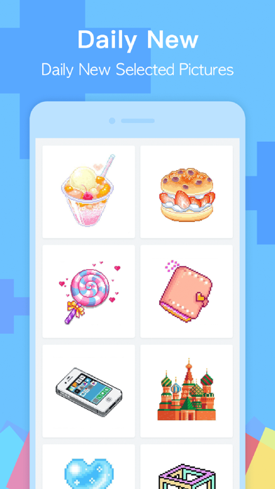 PixelDot - Color by Number screenshot two