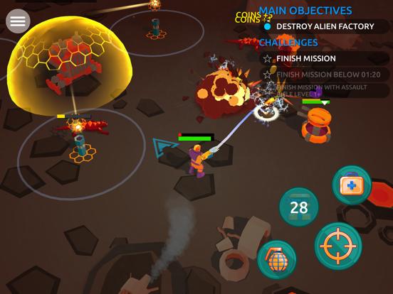 Space Pioneer: Full Gearのおすすめ画像5