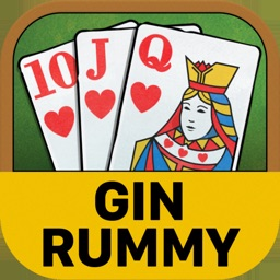 Gin Rummy Card Game Classic