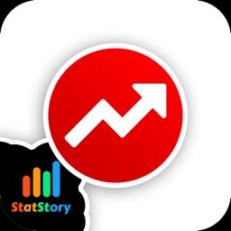 Analytics Tracker for YouTube