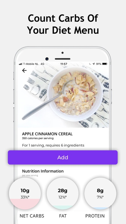 Keto App & Carb Diet Manager screenshot-8