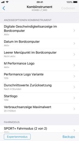 BimmerCode für BMW und Mini - iPad App - iTunes Deutschland