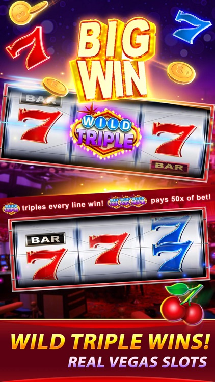 Wild Cherry Slots & Puzzles screenshot-0