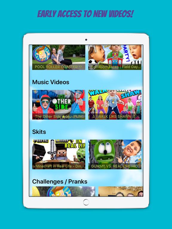 FGTeeV & FUNnel Vision TV screenshot 7