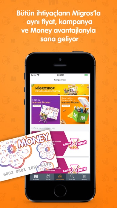 download Migros Sanal Market indir ücretsiz - windows 8 , 7 veya 10 and Mac Download now
