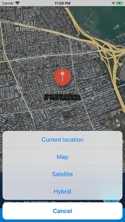 iLocation+: Here! screenshot-3