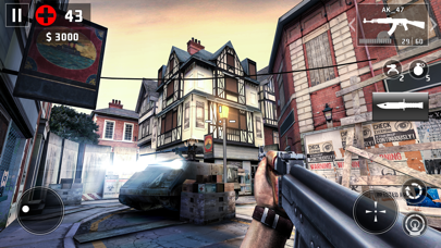 Screenshot from DEAD TRIGGER 2 Zombie Shooter