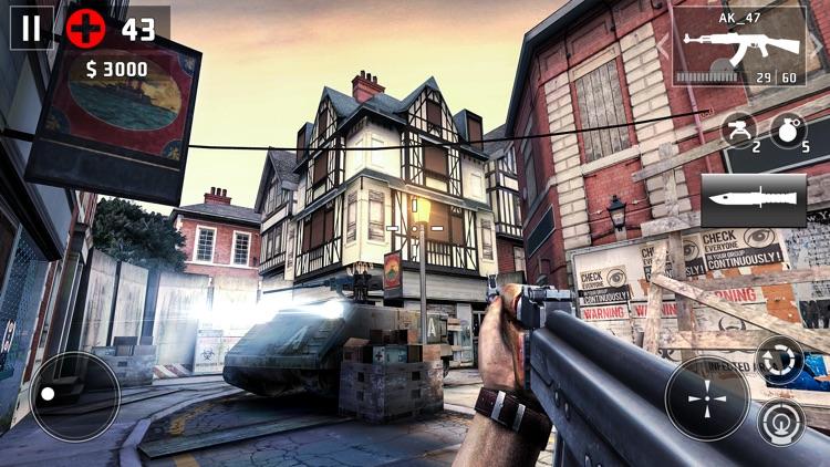 DEAD TRIGGER 2 Zombie Shooter screenshot-3