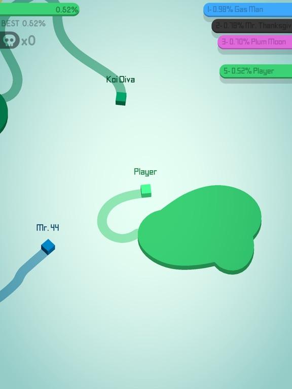 Paper.io 2のおすすめ画像3
