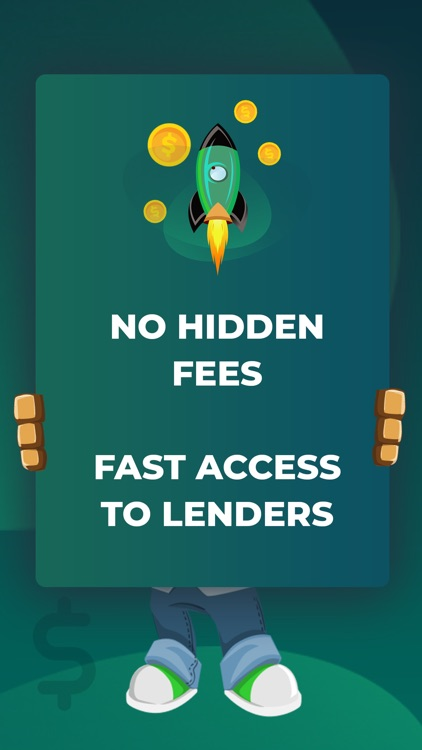 Cash Advance – TSAIP Loan App screenshot-4