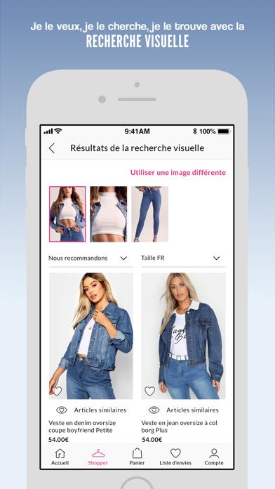 boohoo – Mode & Vêtements sur pc