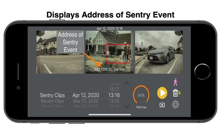 SentryView: For Tesla Cars screenshot-6