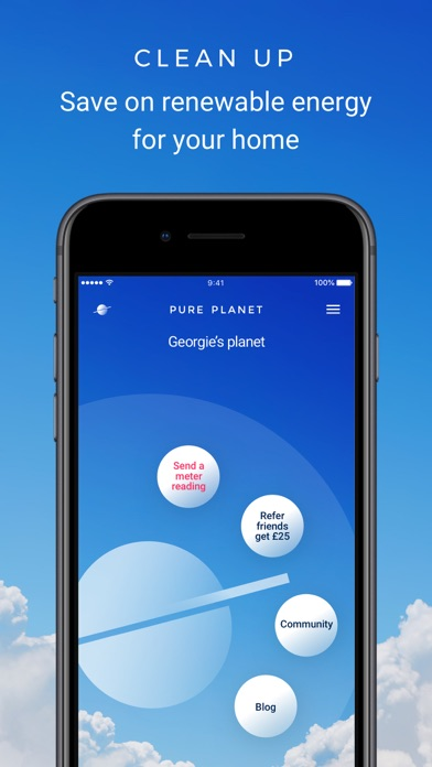Pure Planet screenshot one