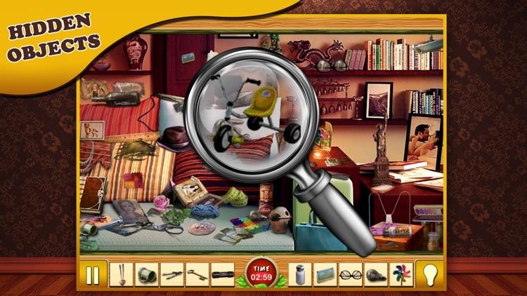 The Main Clue Hidden Objects screenshot-3