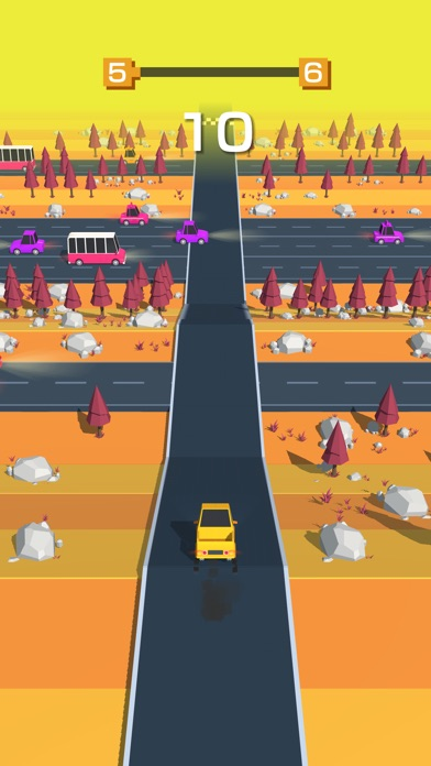 Traffic Run! screenshot 3