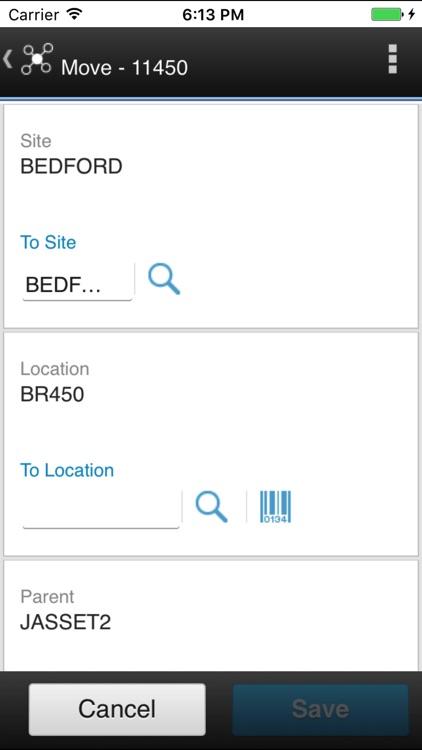 IBM Maximo Asset Data Manager screenshot-4