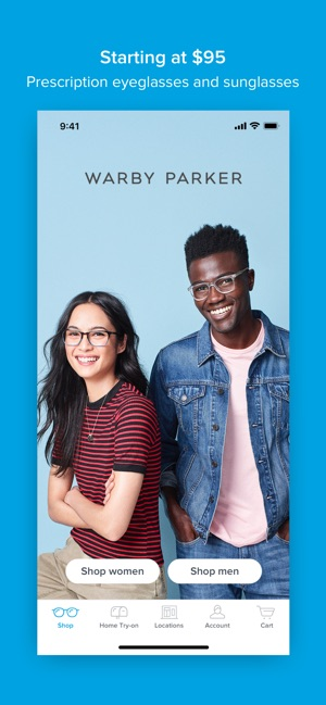 982c22534169 Glasses by Warby Parker on the App Store