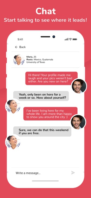 Chispa - Look  Match  Chat  on the App Store