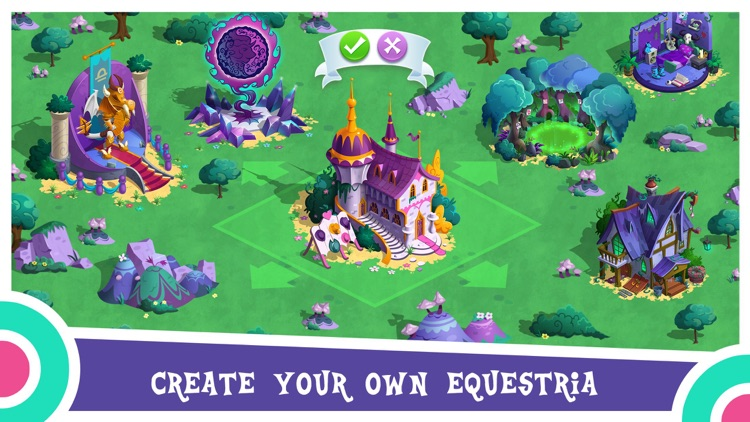 MY LITTLE PONY: MAGIC PRINCESS screenshot-1