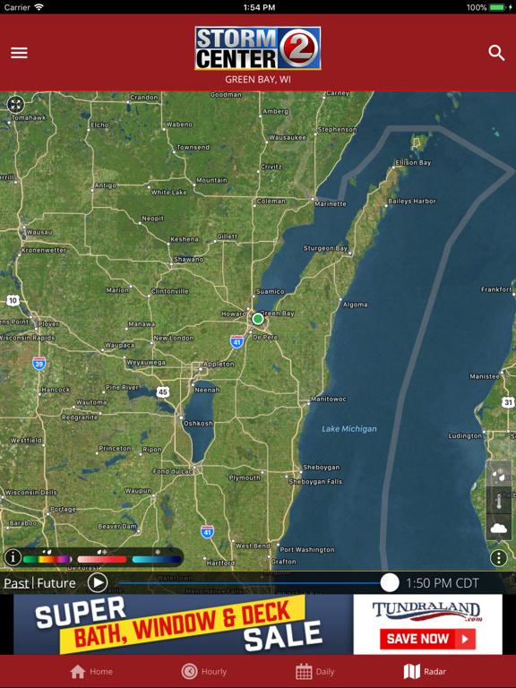 WBAY WEATHER - StormCenter 2 iOS Application Version 4 8 900