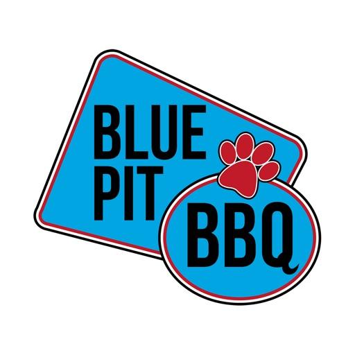 Blue Pit BBQ icon