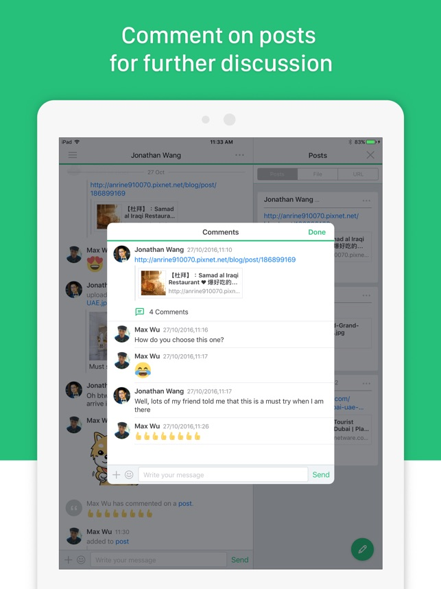 Synology Chat on the App Store