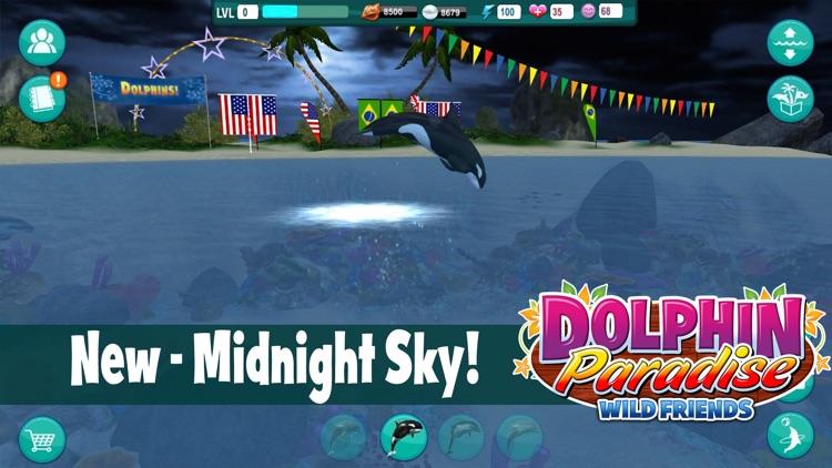 Dolphin Paradise: Wild Friends screenshot-3