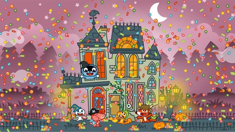Pango Halloween Memory screenshot-5