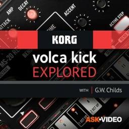 Explore Course for volca kick