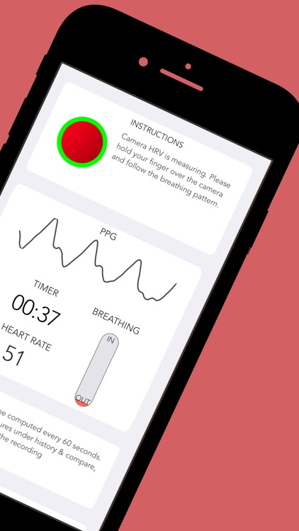 Camera Heart Rate Variability