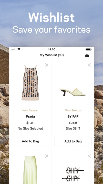 Farfetch: Designer Shopping screenshot-3