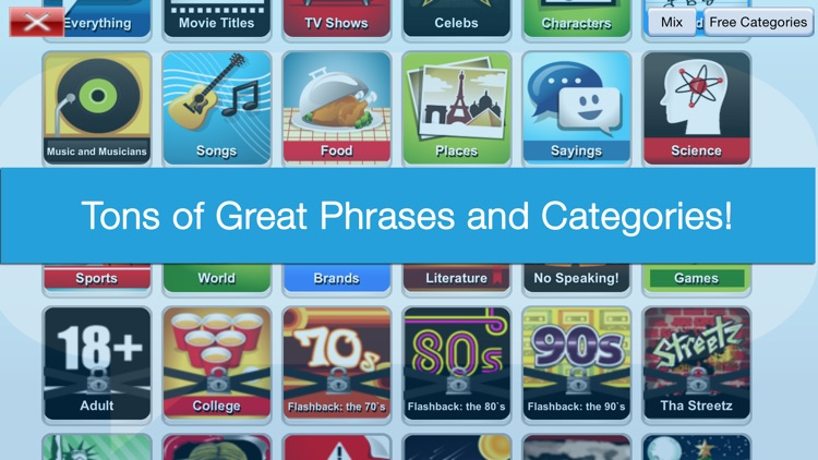 Phrase Party! Lite — Charades screenshot-4