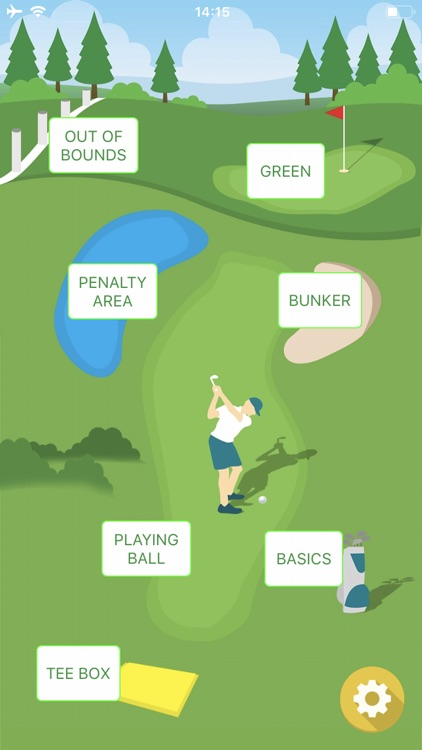 easyGolf Rules screenshot-0