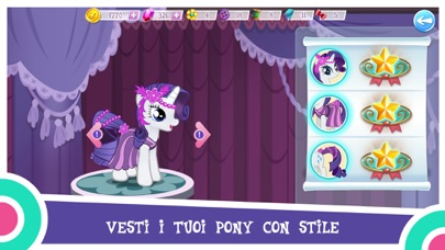 Screenshot of MY LITTLE PONY: magiche eroine4