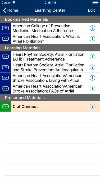 AFib Manager by @Point of Care