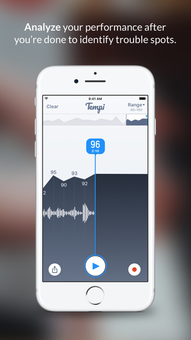Tempi – Live Beat Detection 2