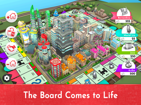 Monopoly Screenshots
